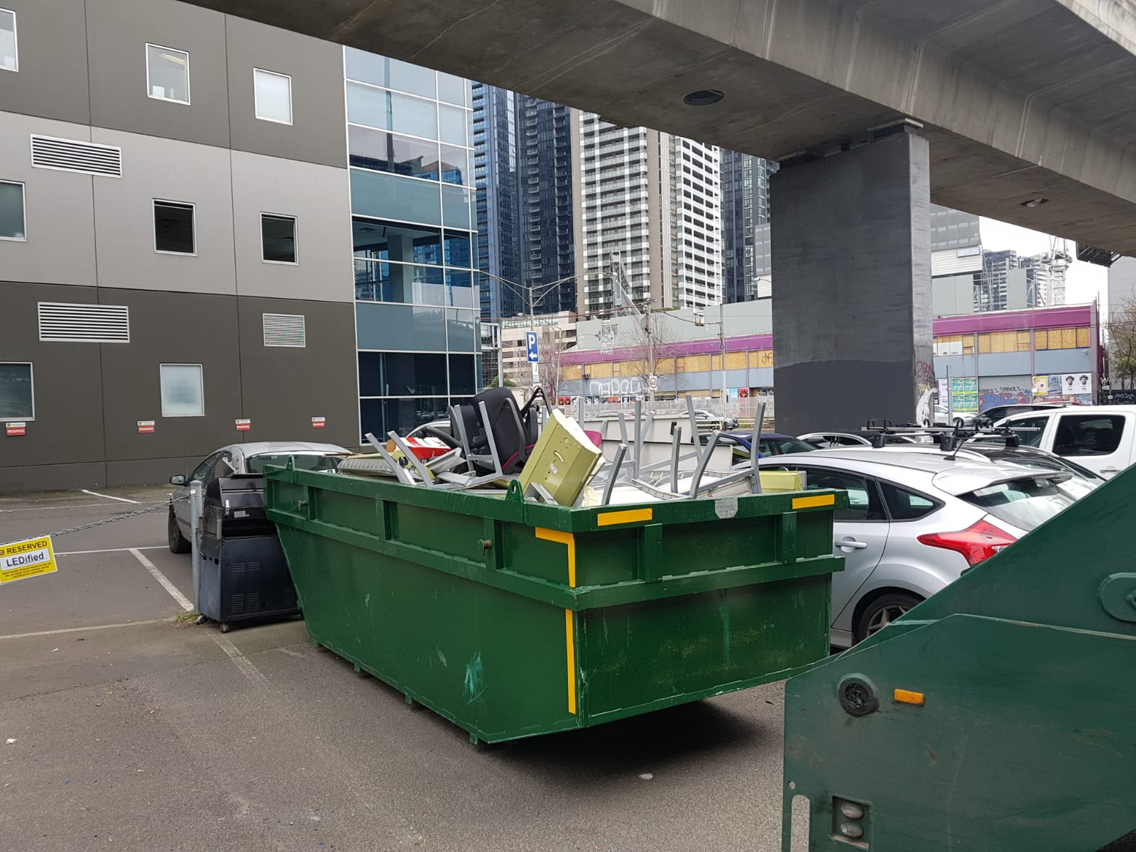 Skip Bin Hire North Melbourne